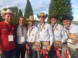 FEI Weltmeisterschaft Schweiz - Team Silber